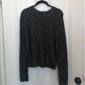 Alice & Olivia shimmer sweater
